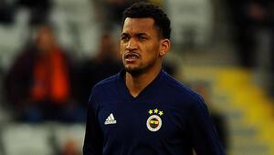 Fenerbahçede Çin'e gitmesi beklenen Jailson antrenmana çıkmadı