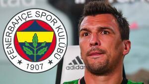 Fenerbahçede büyük golcü transferi hedefi; Mario Mandzukic | Son Dakika Transfer Haberleri