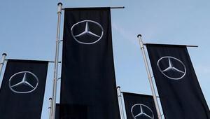 Daimler soruşturmayı kapatmak için 2.2 milyar dolar ödeyecek