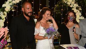 Oyuncu Seren Fosforoğlu, işadamı Kaan Önal'la evlendi