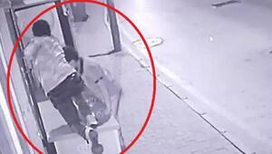 Aynı gece 2 iş yerini soyan kameradaki şüpheliler tutuklandı