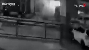 Lokantadaki patlamanın güvenlik kamera görüntüsü ortaya çıktı