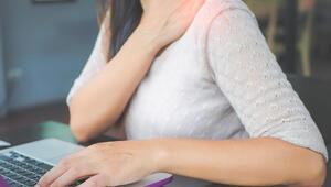 Evden çalışırken omurga sağlığı için nelere dikkat edilmeli