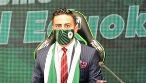 Son dakika | Konyasporda bir istifa daha Kulüp menajeri Seçkin Özdil...