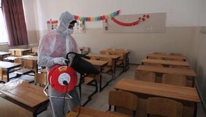 Kocasinanda koronavirüsle mücadele sürüyor