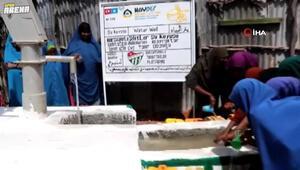 Bursasporlu taraftarlar şehitler için Somalide iki su kuyusu açtırdı