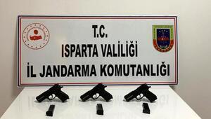 Ispartada kaçakçılık ve uyuşturucu operasyonları
