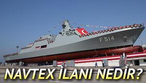 NAVTEX nedir Türkiyenin NAVTEX ilan ettiği bölge nerede NAVTEX ilanıyla ilgili bilgiler