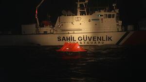 İzmirde çok sayıda kaçak göçmen kurtarıldı