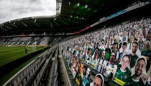 Bundesliga'da tribün kapıları taraftara açılıyor