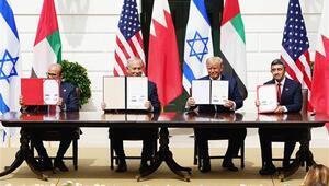 İran ve Filistinden İsraille normalleşme anlaşmasına çok sert tepkiler