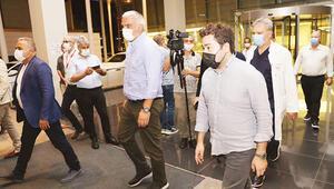 Bakan Ersoy'dan Başkan Böcek'e ziyaret