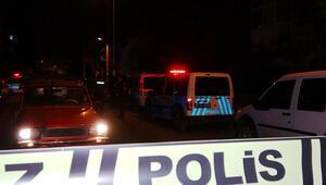 Antalyada olaylı gece Kayınbiraderini tüfekle yaraladı