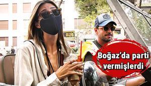 Miss Turkey Güzeli Şevval Şahinden parti açıklaması: Sadece 10 kişi pozitif çıktı