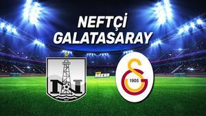 Galatasaray Neftçi UEFA Avrupa Ligi maçı bu akşam saat kaçta, hangi kanaldan canlı yayınlanacak