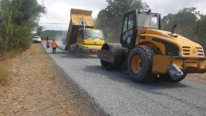 Orduda Köy-Kent mahalleleri asfalta kavuştu