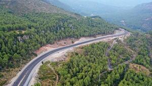 500 milyona malolacak Kemer- Kumluca yolu 2022de tamamlanacak
