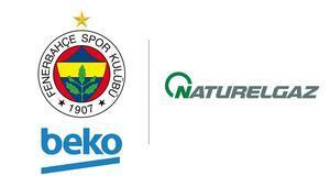 Fenerbahçe Bekoya yeni sponsor Naturelgaz...