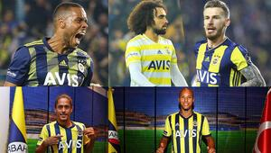 Fenerbahçe son 2 yılda 8 stoper transfer etti