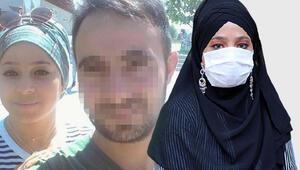 Kendisine şiddet uygulayan eşinin tahliyesini istedi