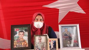 HDP önündeki eylemde 380inci gün; aile sayısı 146 oldu
