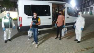 Kütahya'da karantinayı ihlal eden 3 kişi yurda yerleştirildi