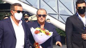 Galatasaray, Baküye ulaştı