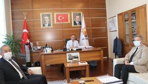 Başkan Palancıoğlu, Ankarada temaslarda bulundu
