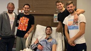 Basketbol haberleri | Darüşşafaka Tekfende Emircan Koşut ameliyat oldu