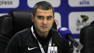 Neftçi Teknik Direktörü Füzuli Memmedov: Kazanmak için elimizden geleni yapacağız