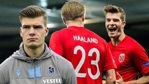 Son Dakika | Trabzonsporda Sörloth transferinde flaş gelişme Erling Haaland açıkladı