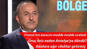 Son dakika haberi: Bakan Çavuşoğlundan önemli açıklamalar