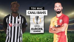 Galatasaray TEK MAÇta tur için Baküde Neftçi karşısında galibiyetlerine iddaada...