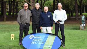 Limak Kemer Golf Cup yarın başlıyor