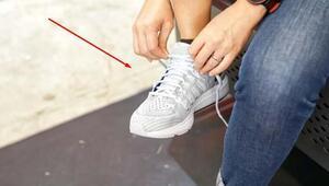 Spor ayakkabı alırken özellikle buna çok dikkat edin