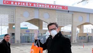 Son dakika haberler: Kapıköy Sınır Kapısı açılıyor