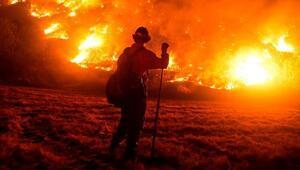 ABDde yangın kabusu bitmiyor... 34 kişi hayatını kaybetti