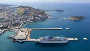 Kruvaziyer gemiyle Türkiye konseptli tatil başlıyor