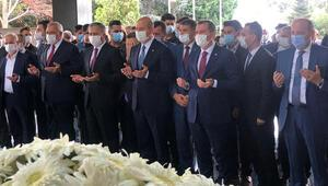 Son dakika haberler:Adnan Menderes, idam edilişinin 59uncu yılında mezarı başında anıldı