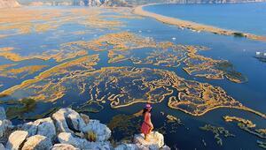 Türkiyenin en güzel manzarası: Çandır Tepesi