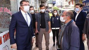Erzurum Valisi Memiş: Virüste artışı durdurduk, inişe geçtik
