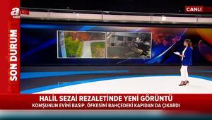 Son dakika haberi... Halil Sezainin darp olayında yeni görüntüler ortaya çıktı
