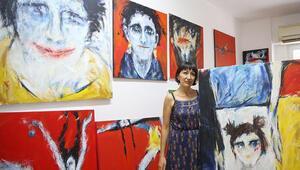 Ressamlardan iyilik projesine anlamlı destek