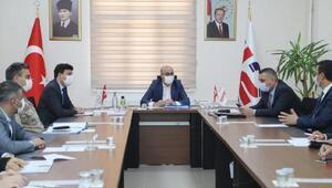 Mardinde İl Spor Güvenlik Kurulu toplandı