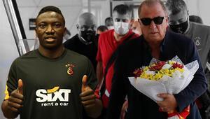 Son Dakika | Galatasaraydan Neftçi Bakü maçı öncesi flaş karar Meğer Peter Etebo...
