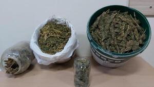 Manisada uyuşturucu operasyonu: 6 gözaltı