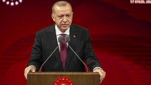 Son dakika... Cumhurbaşkanı Erdoğan: Haydutluğa boyun eğmeyeceğimiz anlaşıldı