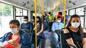 Toplu taşıma uyarısı