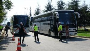 Bursada HES kodu olmayan yolcu taşıyan otobüs trafikten 10 gün men edildi