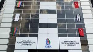 TFFden Azerbaycan Futbol Federasyonuna teşekkür mesajı